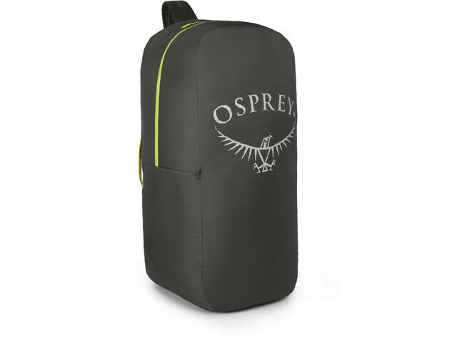Osprey Airporter Borsa Organizer L, grigio/verde oliva